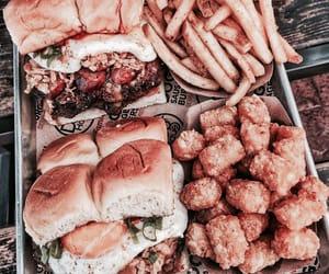 fast food, foodporn, and food image
