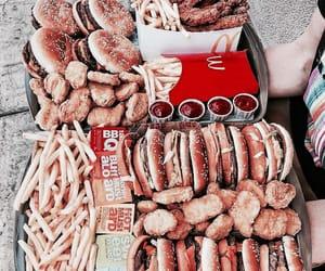 food and fast food image