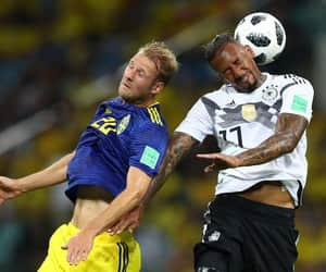 football, germany, and boateng image