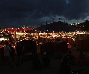 evenings, festival, and lights image