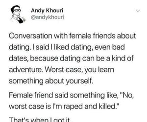 dating, feminism, and relationships image