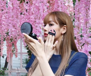 girl, lisa, and blackpink image