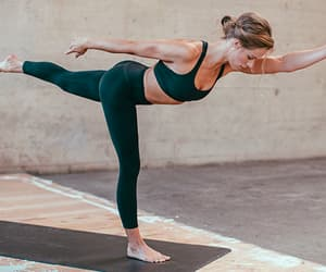 fitness, flexibility, and girl image