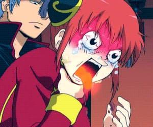 anime, gif, and meme image