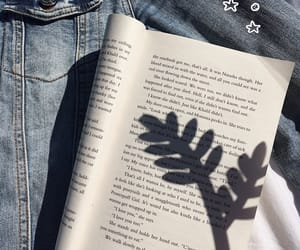 bookish, books, and jeans image