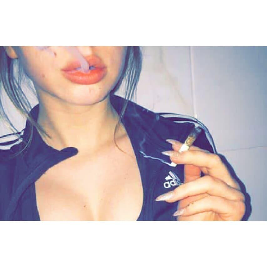 smoke, adidas, and aesthetic image