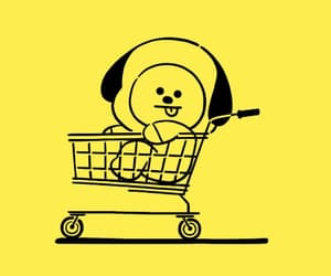 chimmy, bt21, and bts image