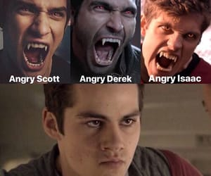 angry, cast, and isaac image