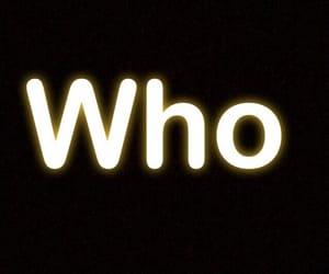 Who image