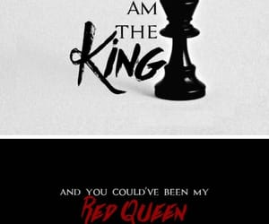 king, red, and silver image