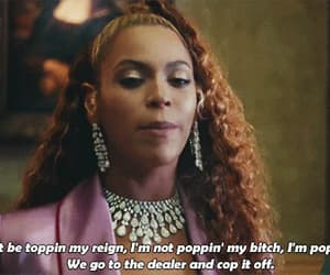 gif, beyonce lyrics, and queenb image