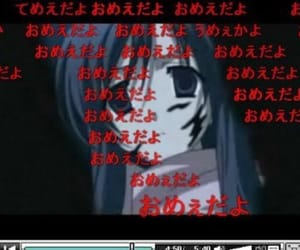 anime, black, and cyber image
