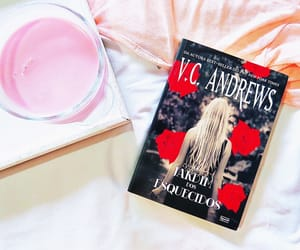 books, flowers in the attic, and vc andrews image