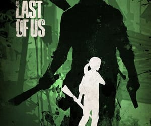 wallpaper, tlou, and the last of us image
