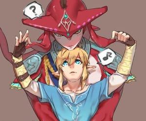 adorable, gay, and Legend of Zelda image