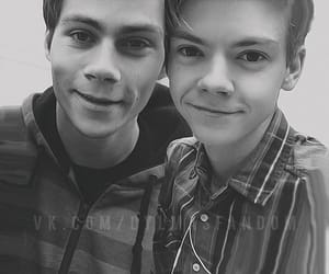 otp, romance, and dylanobrien image