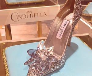 shoes, cinderella, and heels image