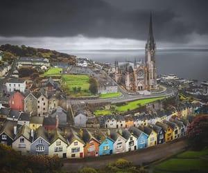 ireland and Cobh image