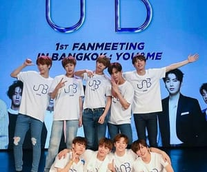 Chan, unb, and hansol image