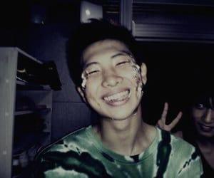 aesthetic, rap monster, and kim namjoon image