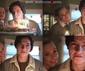 bloopers, riverdale, and colesprouse image