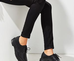 fashion, oxford shoes, and sexy shoes image