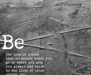 be, person, and lives image