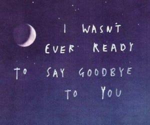 deep, goodbye, and heartbreak image