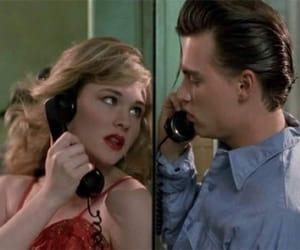 90s, make up, and johnny depp image
