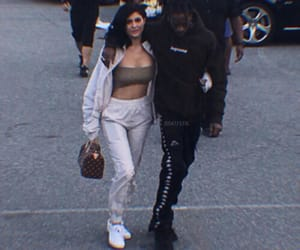 girl, fashion, and kylie jenner image