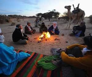 desert, photography, and algerian image