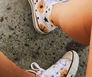 shoes, style, and converse image