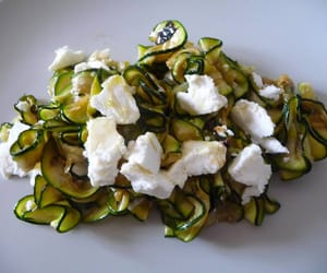 cooking, feta cheese, and recipe image
