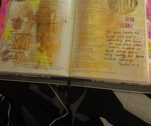 art, journaling, and illustrating faith image