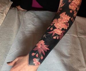 tatto, tattoo, and tattos image