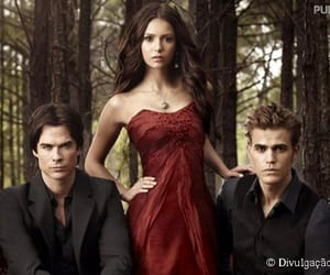 article, girl, and Vampire Diaries image