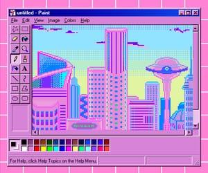aesthetic, kawaii, and pink image