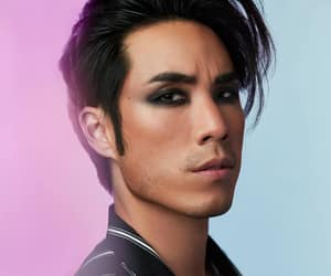 Eugene, gorgeous, and handsome image
