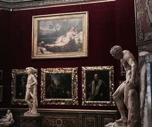art gallery, beauty, and classics image