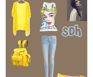 chic, style, and combinadas image