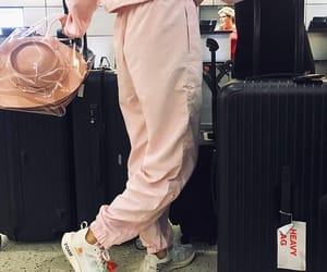 airport, girls, and pretty image