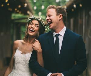happiness and wedding image