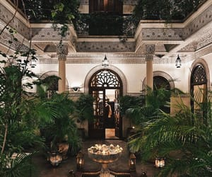 travel, house, and morocco image