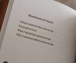abandonment, book, and issues image