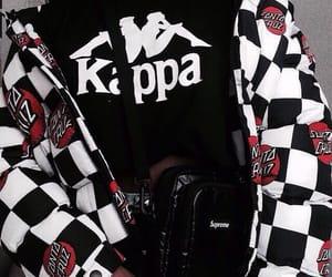 fashion, kappa, and aesthetic image