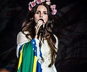 lana del rey, brasil, and brazil image
