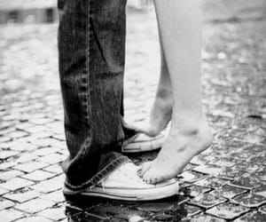tip toes, tall boys, and short girls image