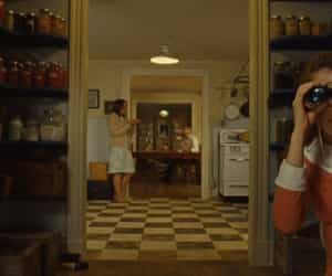 wes anderson and moonrise kingdom image