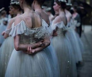ballerina, ballet, and ballett image