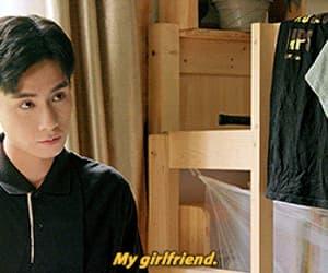 boyfriend, gif, and chinese drama image